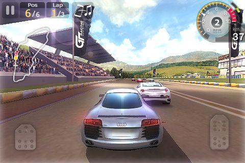 [JEU] GT RACING - MOTOR ACADEMY : Superbe simulation de course de Gameloft [Gratuit] Jeux-g10