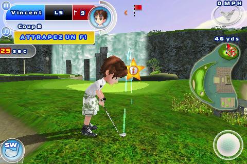 [JEU] LET'S GOLF! 2 HD : Le second volet du jeu de golf de Gameloft [Payant] Lets-g10