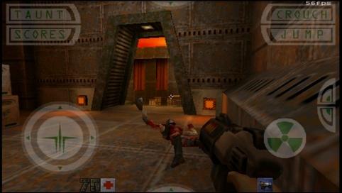 [JEU] QUAKE2DROID : Portage de Quake 2 [Payant] Quake210