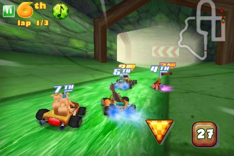 [JEU] SHREK KART HD : Mario kart-Like [Payant] Shrekk11