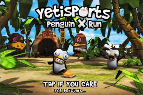 [JEU] YETISPORTS PENGUIN X RUN : Sauvez les pingouins [Démo]  Texted10