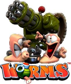 [JEU] WORMS : Les célèbres vers de terres envahissent Android [Payant] Worms10