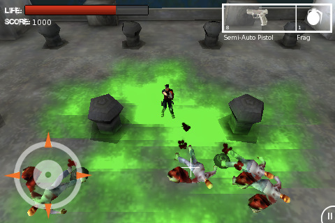 [JEU] ZOMBIE FIELD HD: explosez des zombies pour survivre ... [Payant] Zombie10