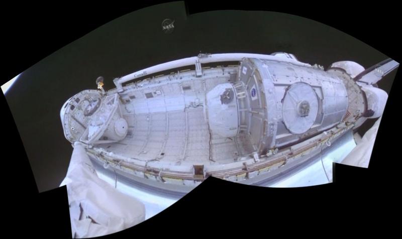 [STS-130] Endeavour : fil dédié au suivi de la mission. Group_14