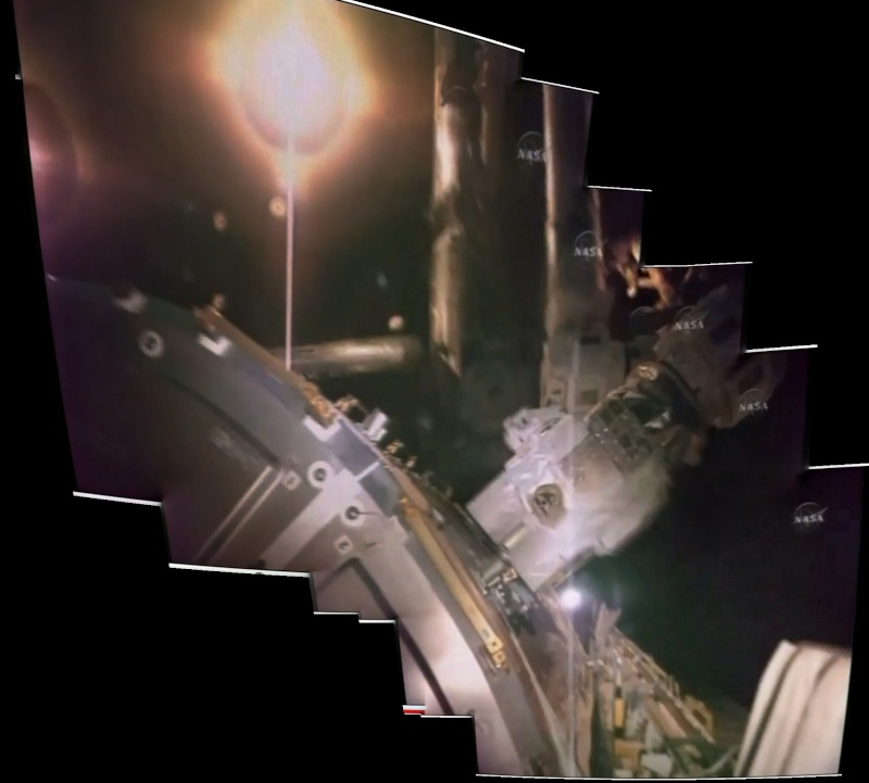 [STS-130] Endeavour : fil dédié au suivi de l'EVA#1 Behnken & Patricks Group_16