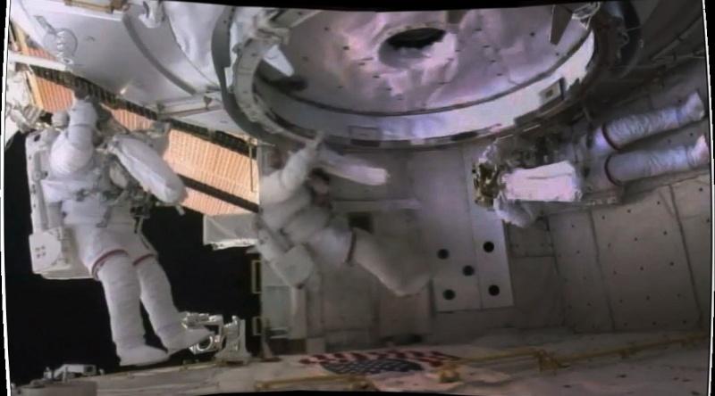 [STS-130] Endeavour : fil dédié au suivi de l'EVA#1 Behnken & Patricks Group_17