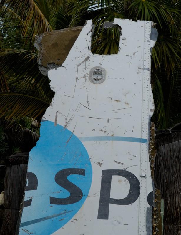 Un débris d'Ariane 5 Origin12