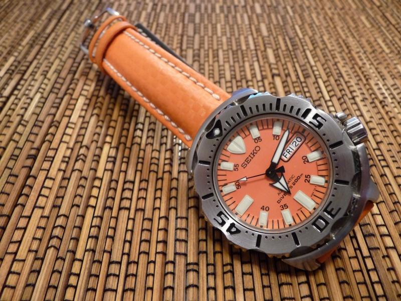 Feux de vos montres monté sur Carbon Hirsch - Page 2 P1000023