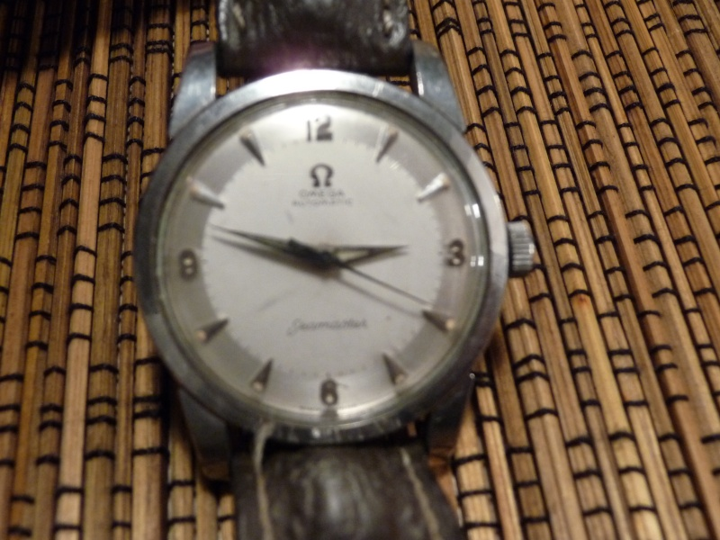 La montre du grand-père et vous ... P1000037