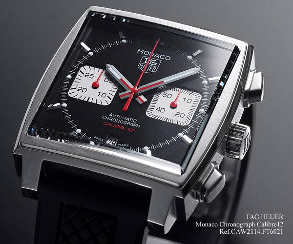 Quelle montre avez-vous en commande ou est réservée? Monaco12