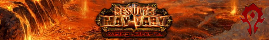 Results May Vary - Portal Rmvl11
