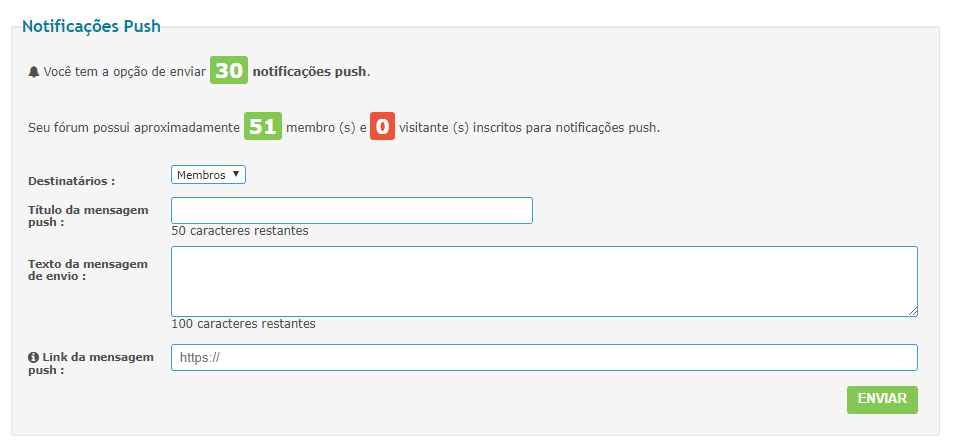 Notificações por push personalizadas: uma nova maneira de mobilizar sua comunidade Cpmain10
