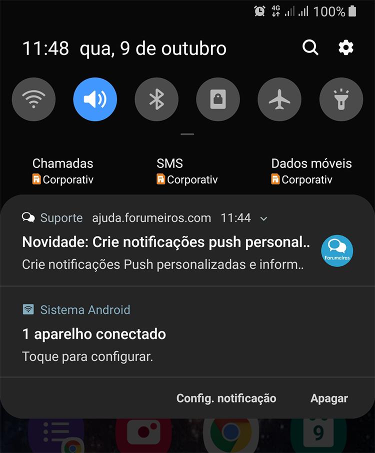 Notificações por push personalizadas: uma nova maneira de mobilizar sua comunidade Smart10