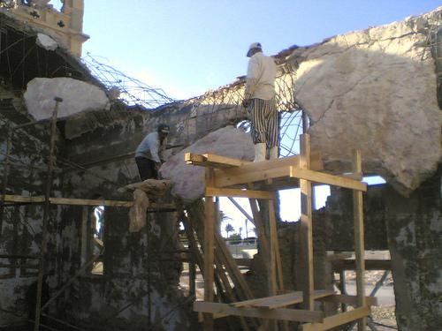 ترميم كنيسة القديس سبيريدون ( الكنيسة القديمة ) 33869810