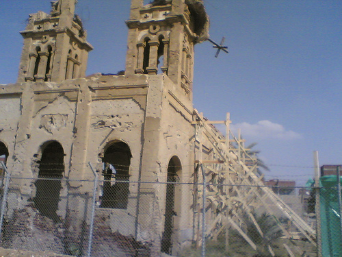 ترميم كنيسة القديس سبيريدون ( الكنيسة القديمة ) 33877710