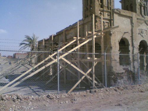 ترميم كنيسة القديس سبيريدون ( الكنيسة القديمة ) 33878312