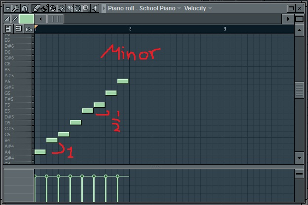 2nd Anvil studio tutorial Piano210