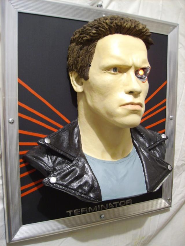 The terminator en tableau 3D Photo_31