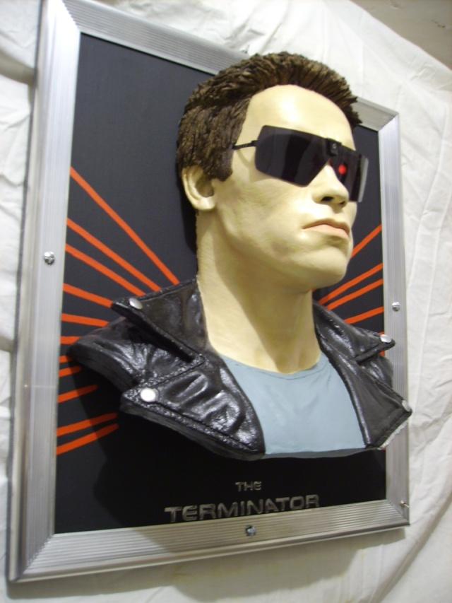 The terminator en tableau 3D Photo_32