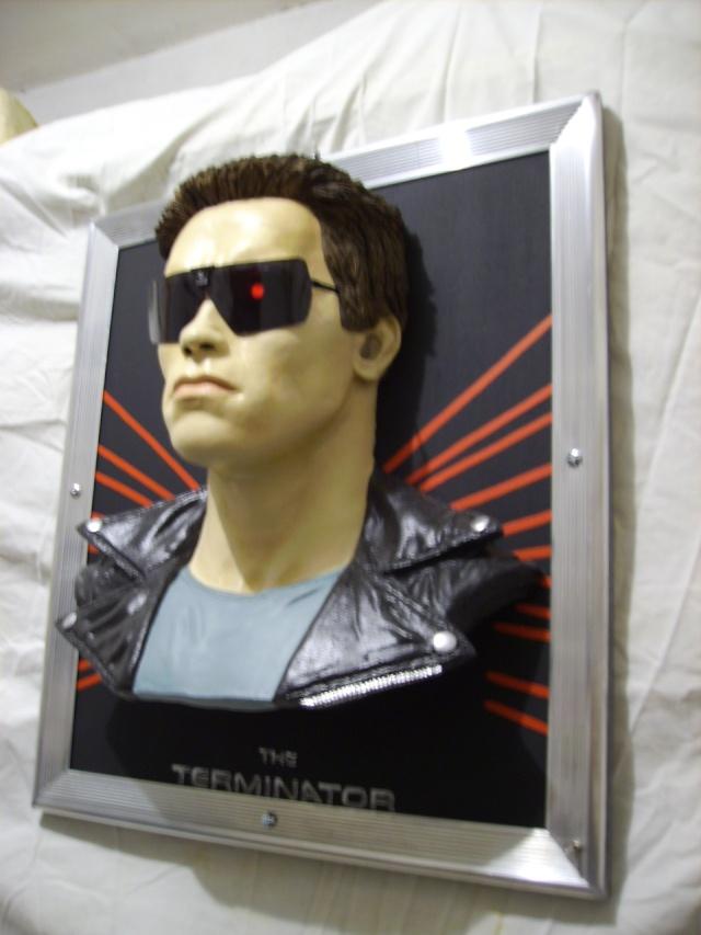 The terminator en tableau 3D Photo_34