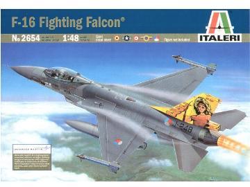 F-16 Italeri 1/48 It265410