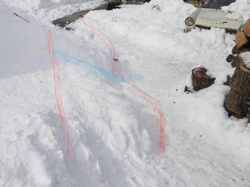 un dimanche dans la neige avec mon u411 U_chat11