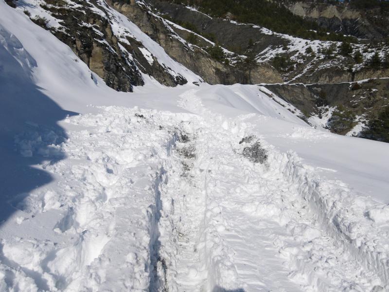 un dimanche dans la neige avec mon u411 U_chat13