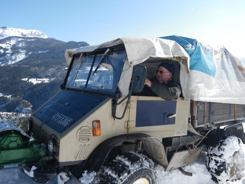 un dimanche dans la neige avec mon u411 U_chat14