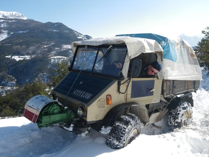 un dimanche dans la neige avec mon u411 U_chat15