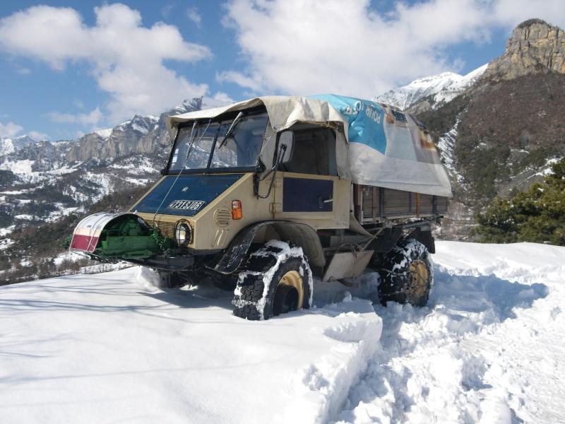 un dimanche dans la neige avec mon u411 U_chat16
