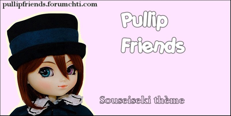 pullip  friends