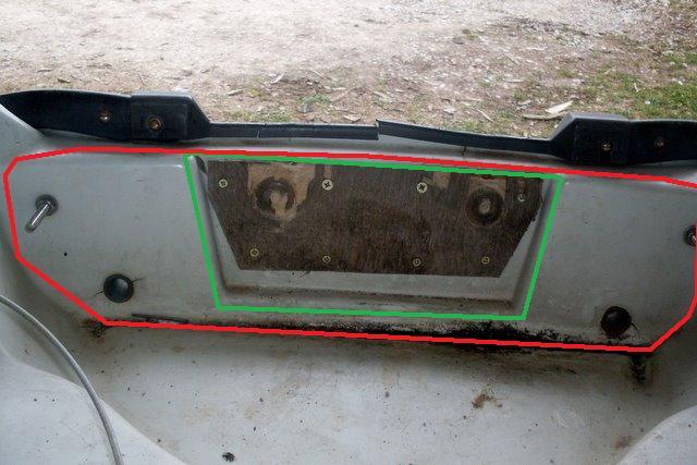 refection/modification de tableau arrière. Tablea11