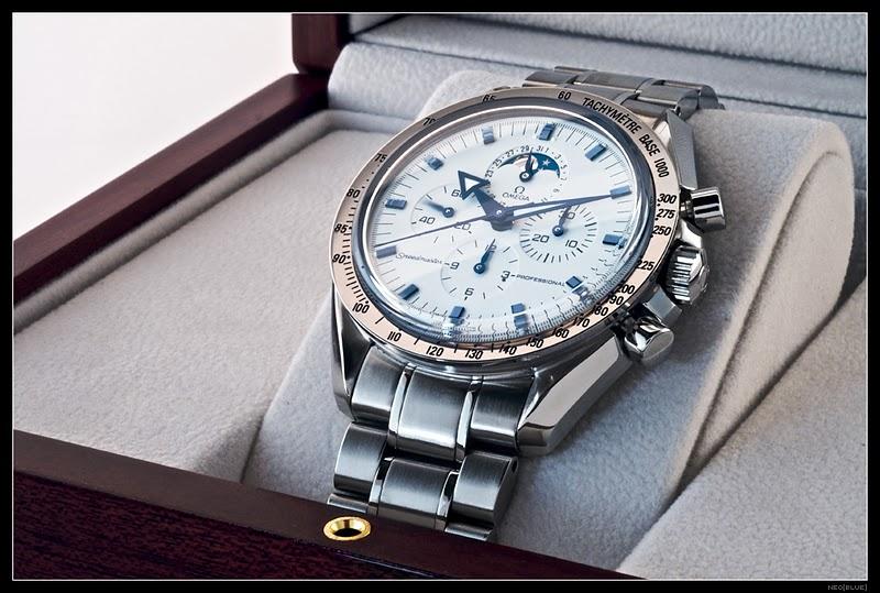 Nouveau venu... future montre... logique, non? Speedm10