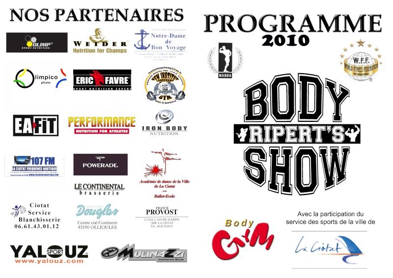 body - RIPERT'S BODY SHOW 2010 - Page 3 Progra10