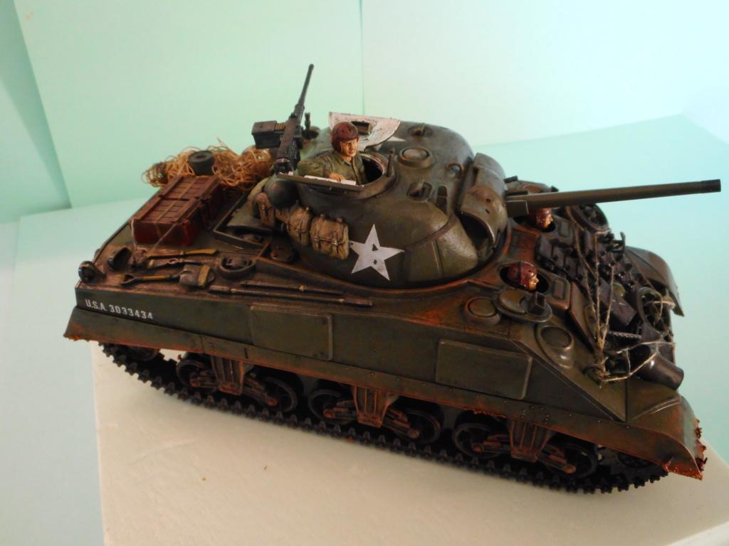 M4 Sherman Tamiya 1/35 Dscn0221
