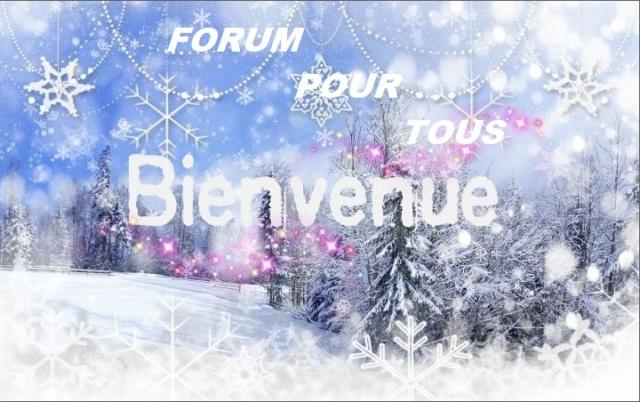 Forum pour tous,pour famille et amis.