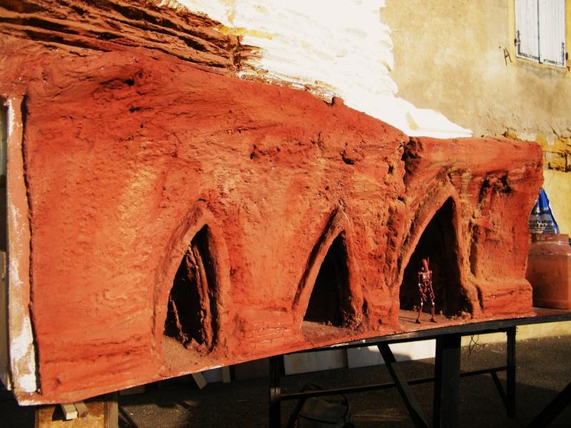 réalisation de l'arena géonosis en entière  topic à suivre - Page 4 Dscf1115