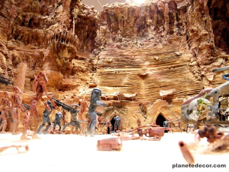 réalisation de l'arena géonosis en entière  topic à suivre - Page 8 Dscf1517