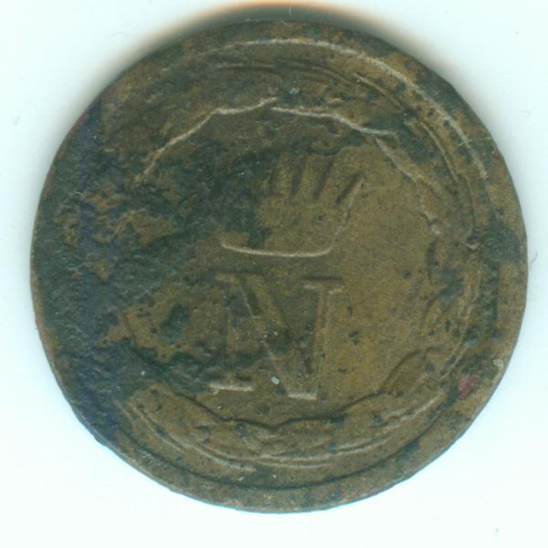 Ier empire - 10 centisimi 1813 M 10cent10