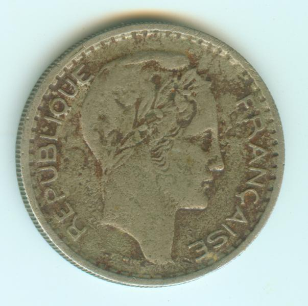 4 eme république - 10 francs 1948 10fran10