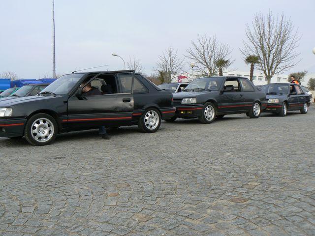 [72] les 25 ans de la 205 GTI - le mans- 21-22 février 2009 P1100124