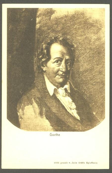 Goethe  -  Ansichten und Handschriften 0212