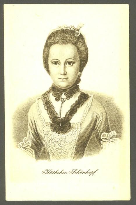 Goethe  -  Ansichten und Handschriften 0511