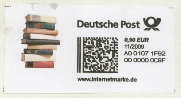 Internetmarken aus Deutschland 0512