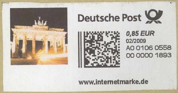 Internetmarken aus Deutschland 085_br10