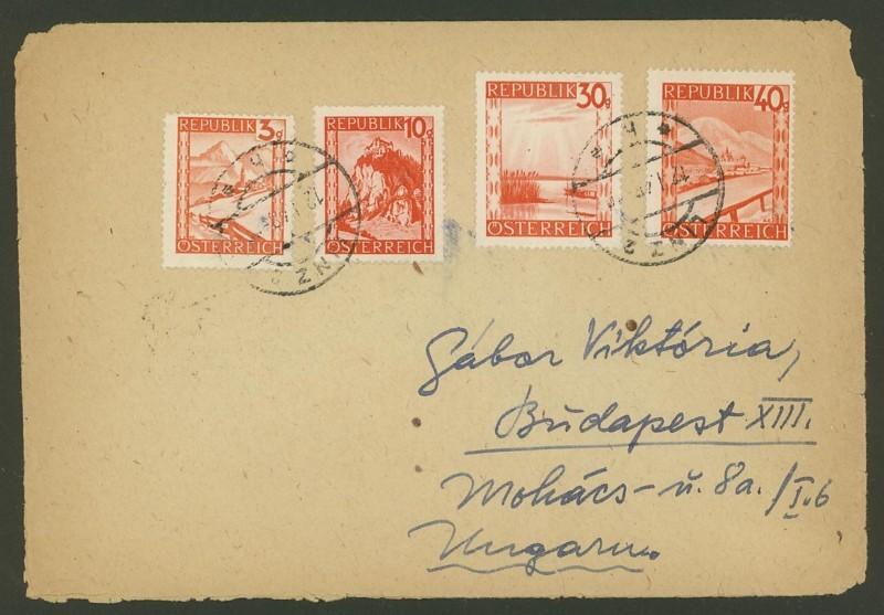 Orange Landschaft Österreich - Belege - Seite 2 12014810