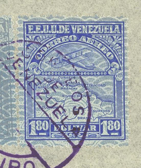 Venezuela  -  Poststücke 12073211