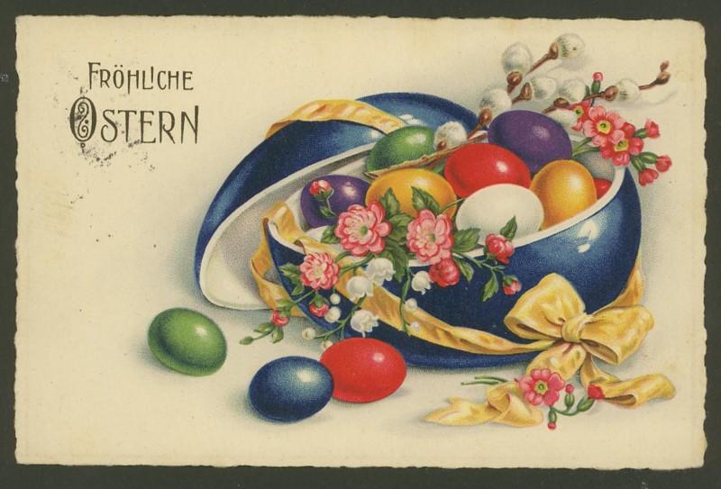 Ostergrüße 1811