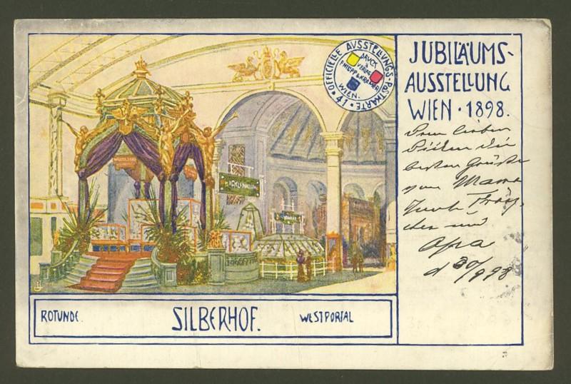 Halbamtliche Ganzsachenpostkarten  -  Gelegenheitsausgaben 1899_j10
