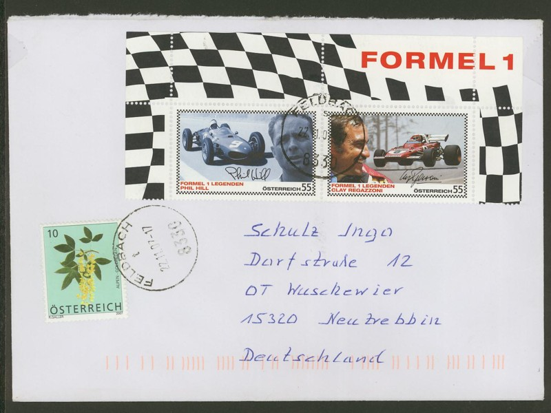 Österreich - Briefe an Cantus 2211